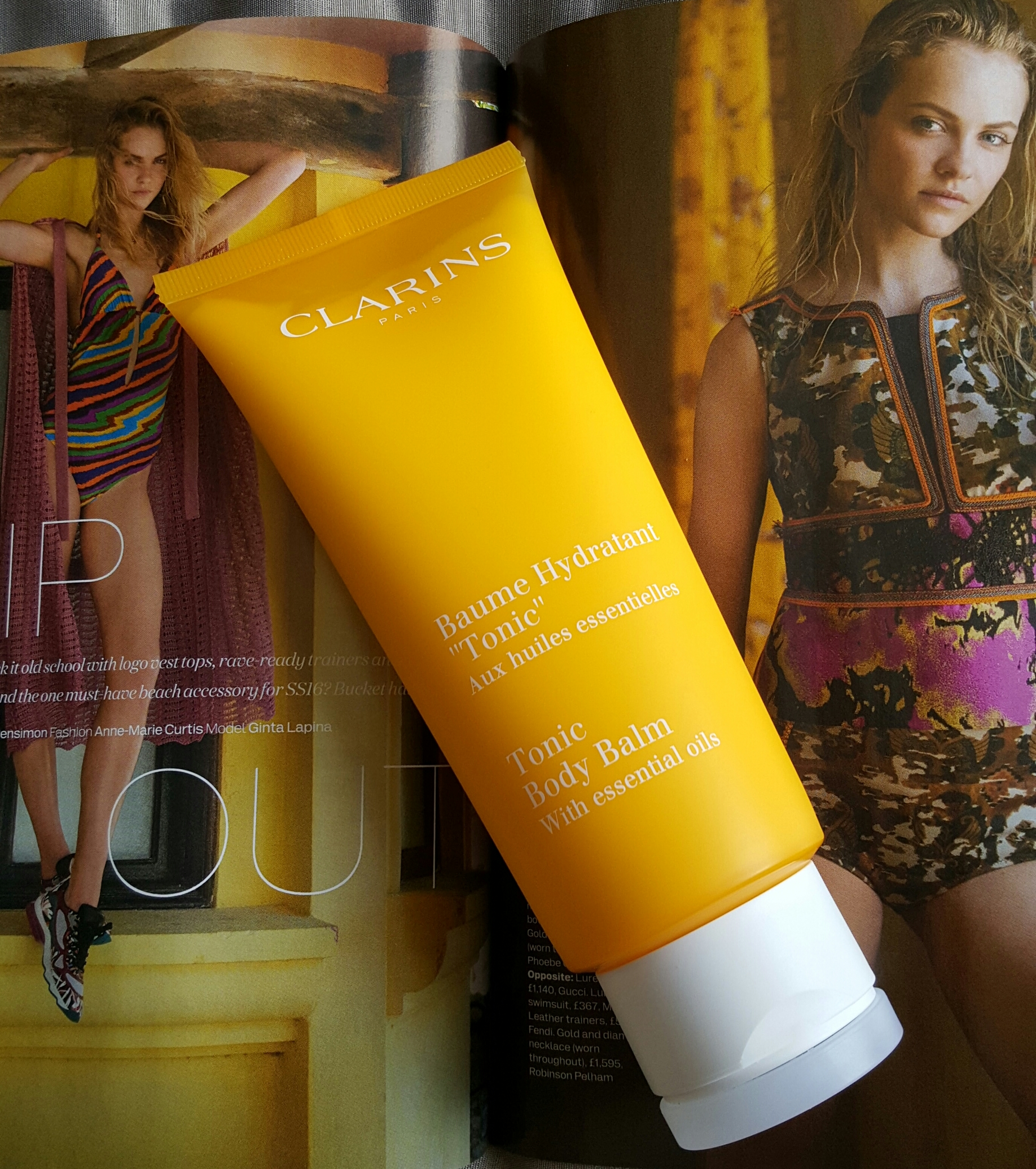 Clarins Tried And Tested By Lisa
